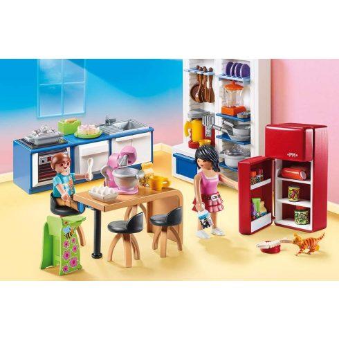 Playmobil 70206 Családi konyha