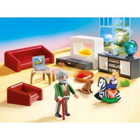 Playmobil 70207 Kényelmes nappali