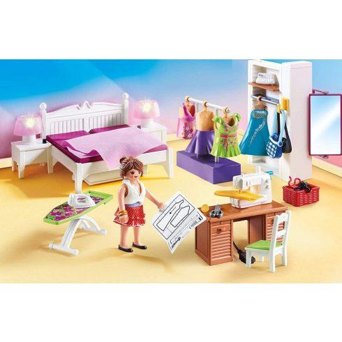 Playmobil 70208 Hálószoba varrósarokkal