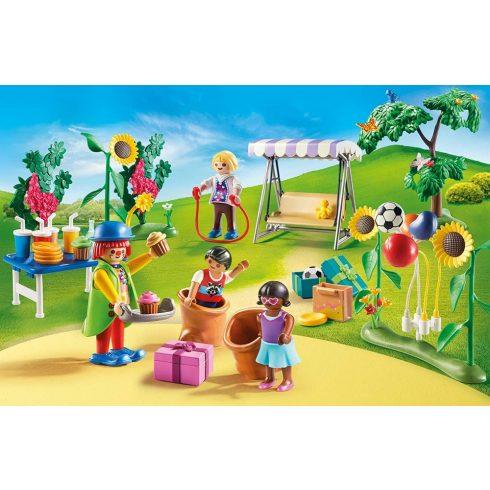 Playmobil 70212 Születésnapi party bohóccal