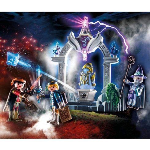 Playmobil 70223 Novelmore - Az idő temploma