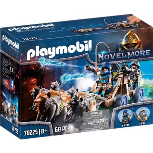 Playmobil 70225 Novelmore farkaslovagjai