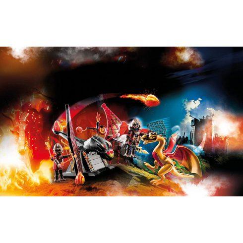 Playmobil 70226 Novelmore - Burnham sárkányneveldéje
