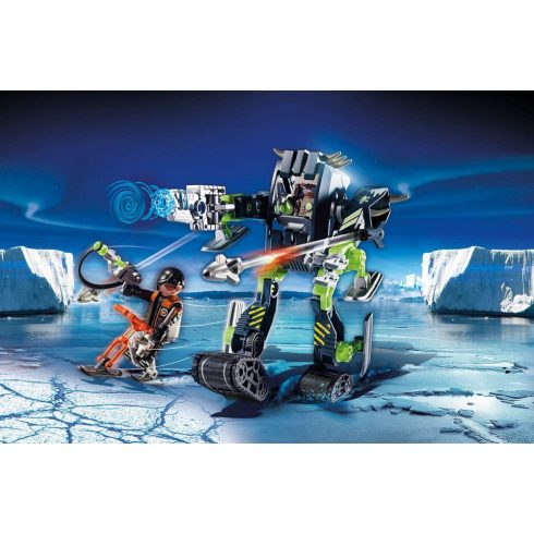 Playmobil 70233 ARCTIC REBELS Jégrobot