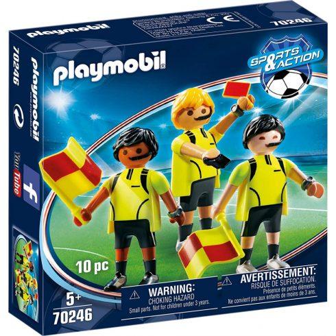 Playmobil 70246 Focibírók csapata