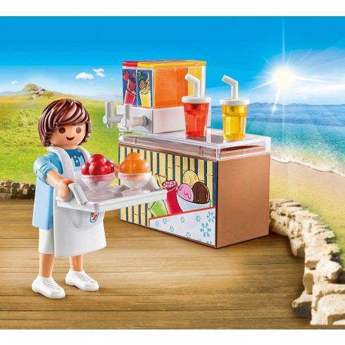 Playmobil 70251 Fagyiárus