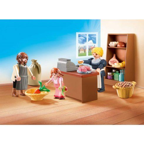 Playmobil 70257 Heidi - Kellerék kisboltja