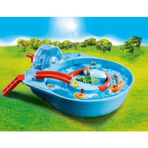 Playmobil 70267 1.2.3 Vízi medence