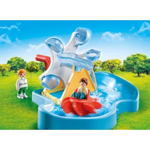 Playmobil 70268 1.2.3 Vízi körhinta