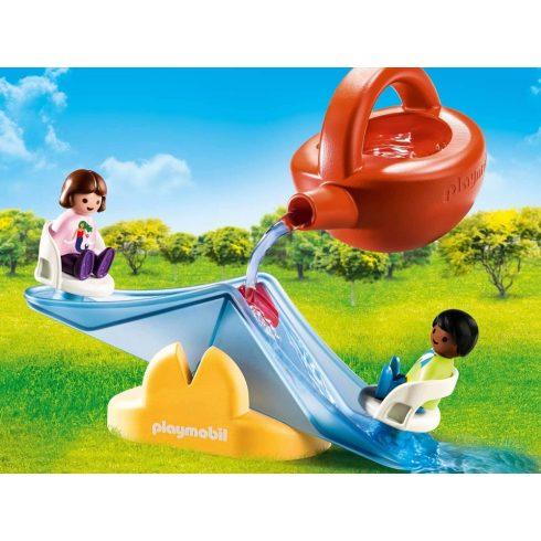 Playmobil 70269 1.2.3 Vízi mérleghinta öntözőkannával