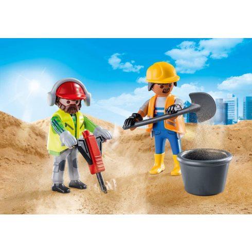 Playmobil 70272 Építőmunkások