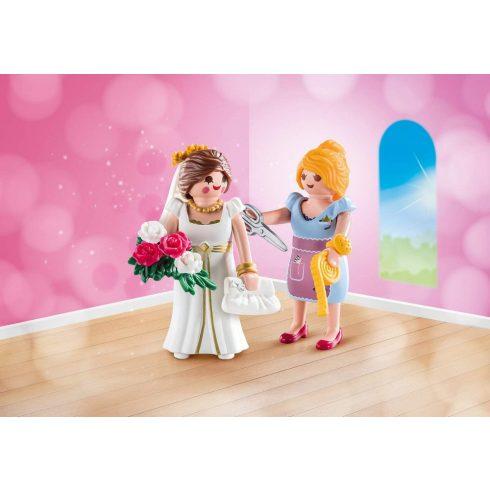Playmobil 70275 Menyasszony és varrónő