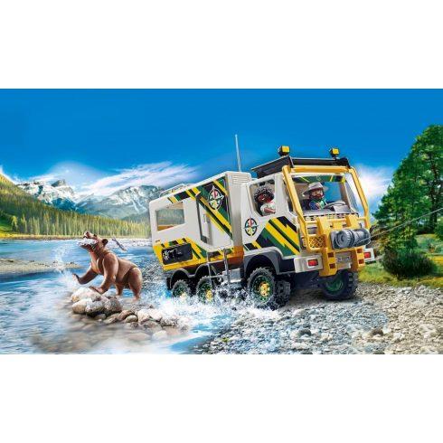 Playmobil 70278 Expedíciós kamion