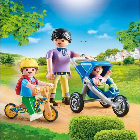 Playmobil 70284 Anyuka gyerekeivel