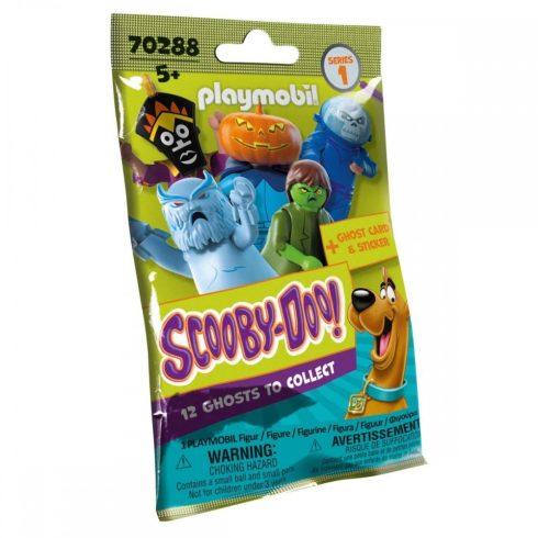 Playmobil 70288 SCOOBY-DOO! - Zsákbamacska figurák 1. sorozat