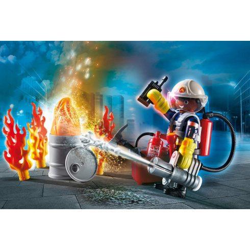 Playmobil 70291 Tűzoltóság ajándékszett