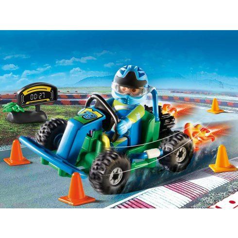 Playmobil 70292 Gokart verseny ajándékszett