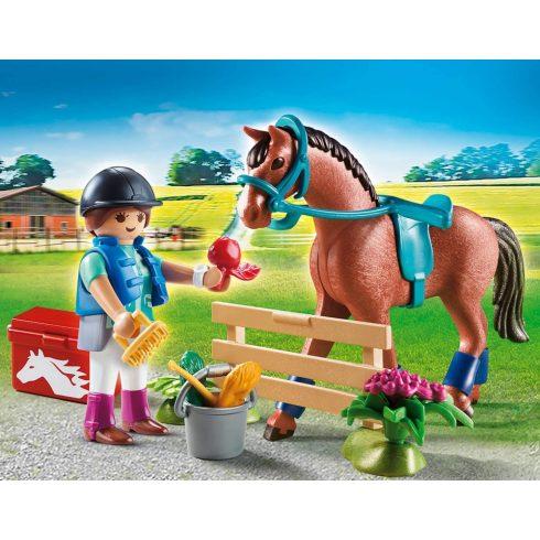 Playmobil 70294 Lovastanya ajándékszett