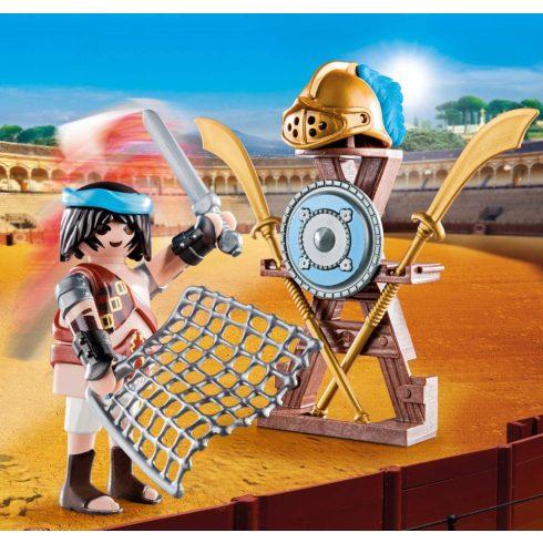 Playmobil 70302 Római gladiátor fegyverállvánnyal