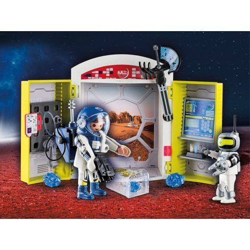 Playmobil 70307 Űrállomás játékdoboz