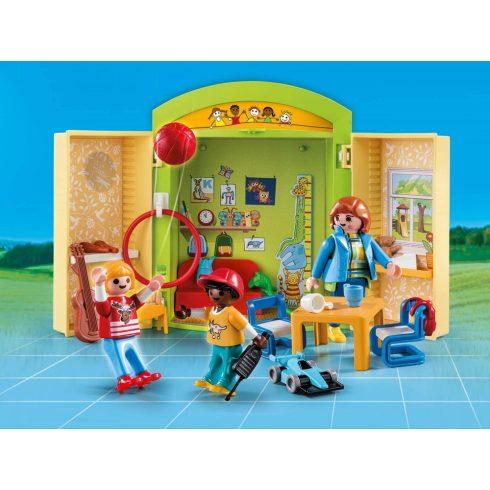 Playmobil 70308 Óvoda játékdoboz