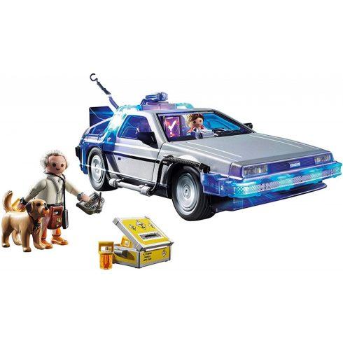 Playmobil 70317 Back to the Future - DeLorean