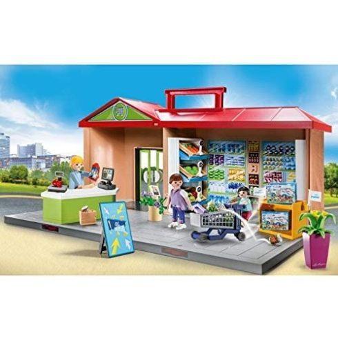 Playmobil 70320 Hordozható zöldséges