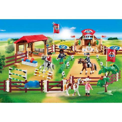 Playmobil 70337 Nagy lovaglópálya