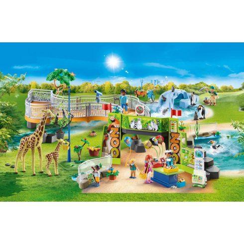 Playmobil 70341 Nagy állatkert