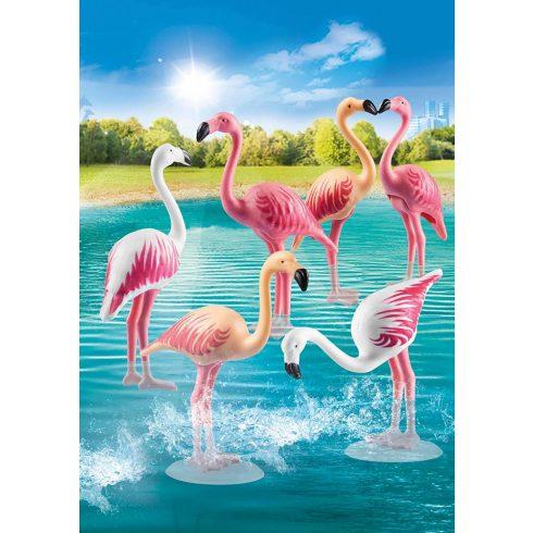 Playmobil 70351 Flamingók