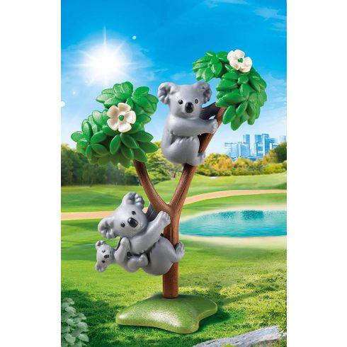 Playmobil 70352 Koalák kicsinyükkel