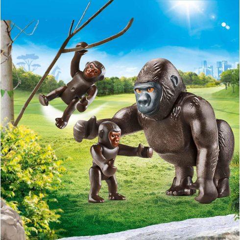 Playmobil 70360 Gorilla kicsinyeivel