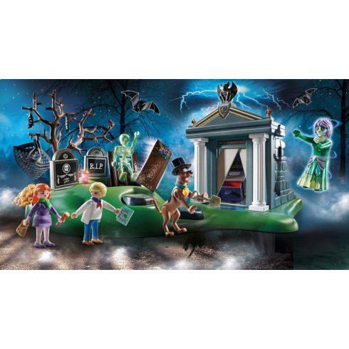 Playmobil 70362 SCOOBY-DOO! - Kaland a temetőben