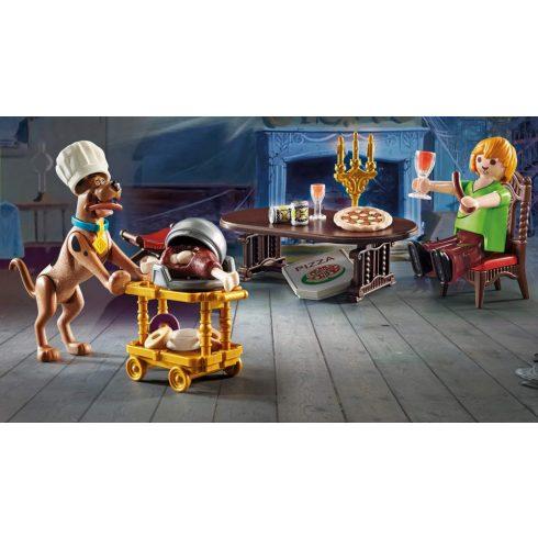 Playmobil 70363 SCOOBY-DOO! - Vacsora Bozonttal