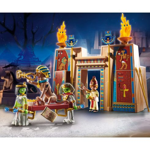 Playmobil 70365 SCOOBY-DOO! - Kaland Egyiptomban