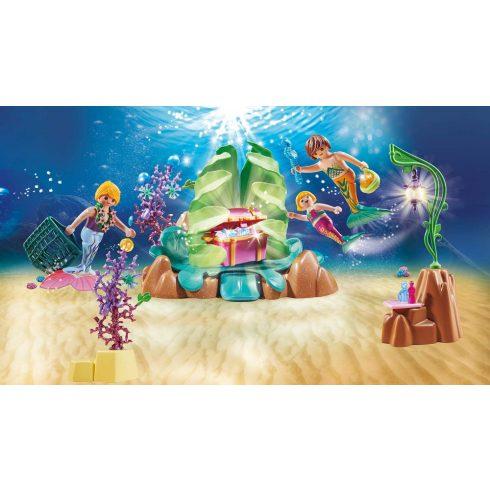 Playmobil 70368 Sellők korall társalgója