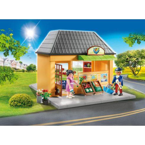 Playmobil 70375 Kisvárosi üzlet