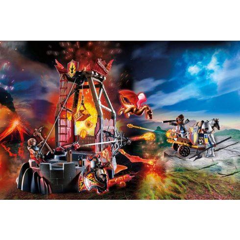 Playmobil 70390 Novelmore - Burnham láva bányája