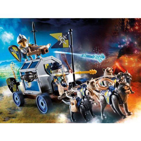 Playmobil 70392 Novelmore kincsszállítója