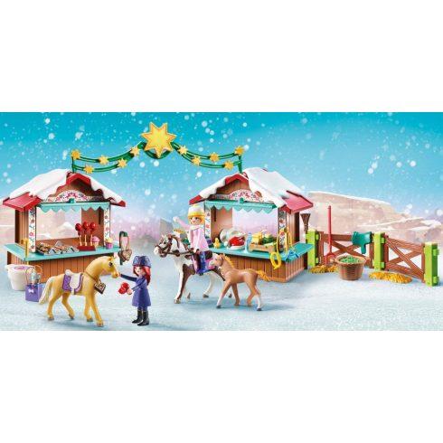 Playmobil 70395 Spirit - Karácsony Miraderoban
