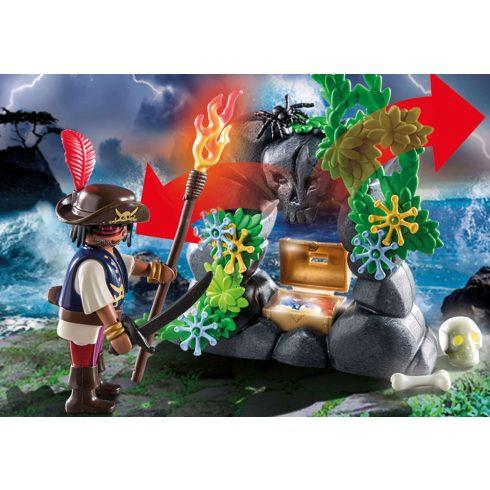 Playmobil 70414 Kalózok rejtett kincse