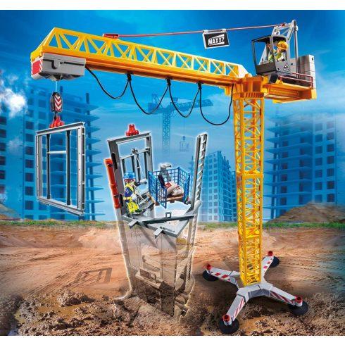 Playmobil 70441 Távirányítós RC építkezési daru