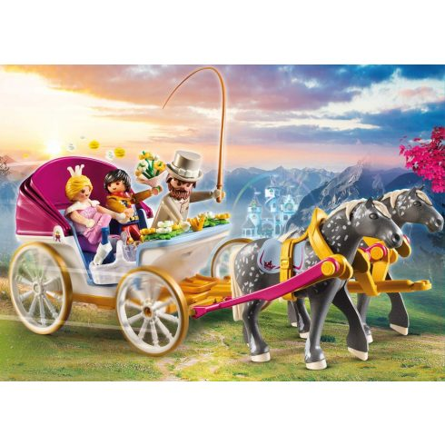 Playmobil 70449 Romantikus hintó
