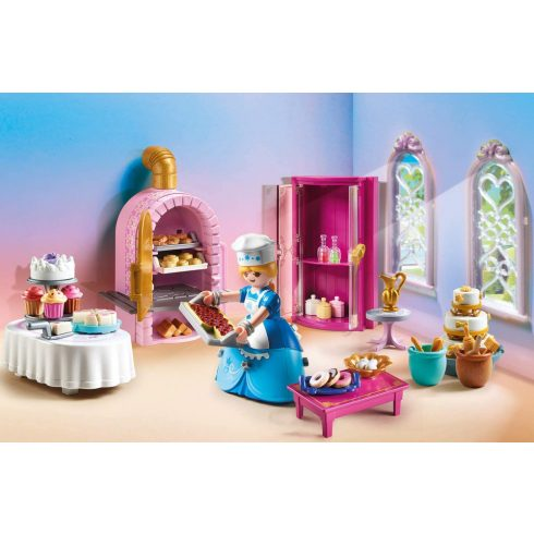 Playmobil 70451 Királyi cukrászda