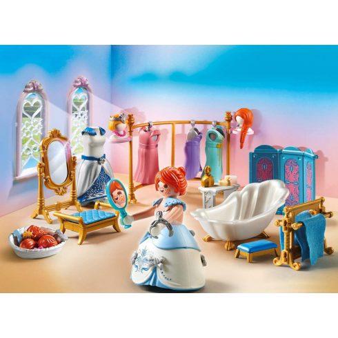Playmobil 70454 Királyi öltözőszoba fürdőkáddal
