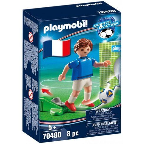 Playmobil 70480 Francia válogatott játékos