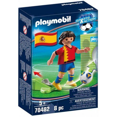 Playmobil 70482 Spanyol válogatott játékos