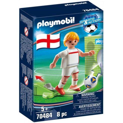 Playmobil 70484 Angol válogatott játékos