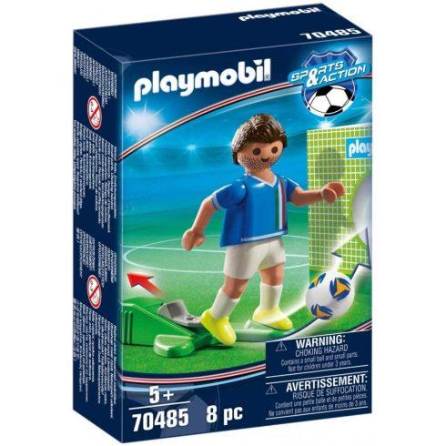 Playmobil 70485 Olasz válogatott játékos