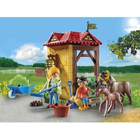 Playmobil 70501 StarterPack Lovarda